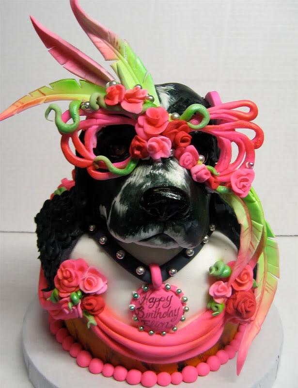 Incredible Edible Animal Cakes