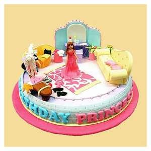 Kids Cartoon Birthday Cakes