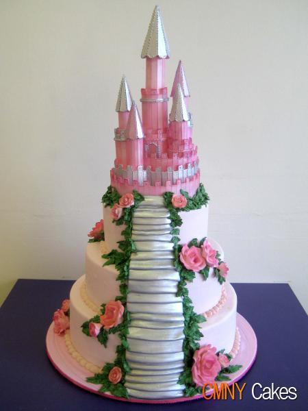 Magical Castle CakeBest Birthday CakesBest Birthday Cakes