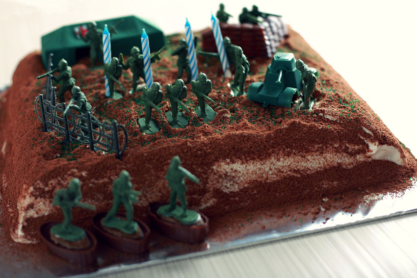 Military Birthday Cakes » Military Birthday Cake Ideas