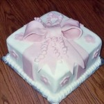 Nice Birthday Fondant Cakes