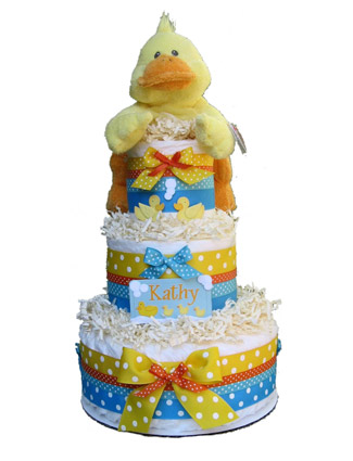 personalized baby shower diaper cakes best birthday cakes