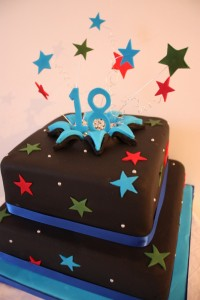 Pictures Of 18th Birthday Cakes