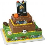 Pictures of Sport Cakes