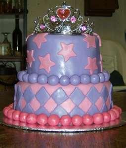 Princess Birthday Cake Recipes