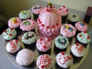 Princess Cupcake Recipe