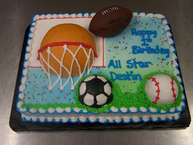 Stunning Sports-Themed Birthday Cake Ideas 668 x 500 · 48 kB · jpeg