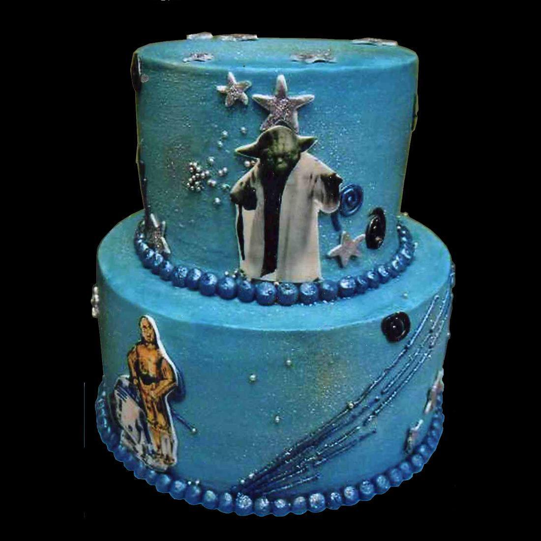 Swell Star Wars Birthday Cakesbest Birthday Cakesbest Birthday Cakes Funny Birthday Cards Online Alyptdamsfinfo