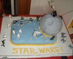 Star Wars Clone Wars Cake Decorating Ideas