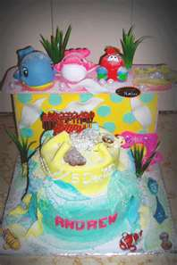 Unique Children Birthday Cakes