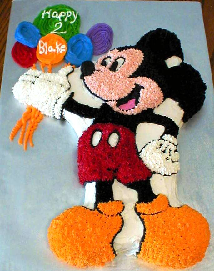 Admirable Mickey Mouse Birthday Cakesbest Birthday Cakesbest Birthday Cakes Personalised Birthday Cards Paralily Jamesorg
