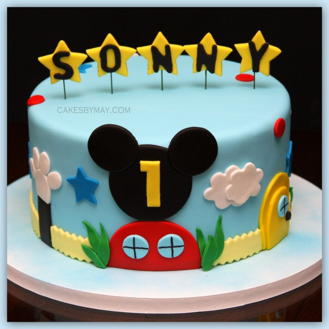 Birthday Cake Pictures Of Mickey Mouse : Mickey Mouse Birthday Cakes Best Birthday Cakes