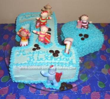 Birthday Cakes on First Birthday Cakes 5 First Birthday Cakes