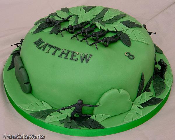 Birthday Cake Ideas For Boys