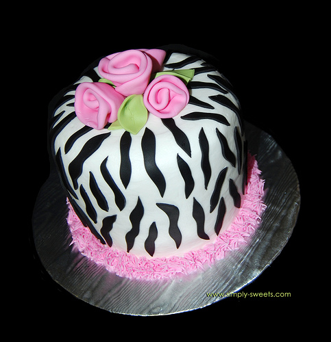 2012 Zebra Birthday Cakes Best Birthday Cakes