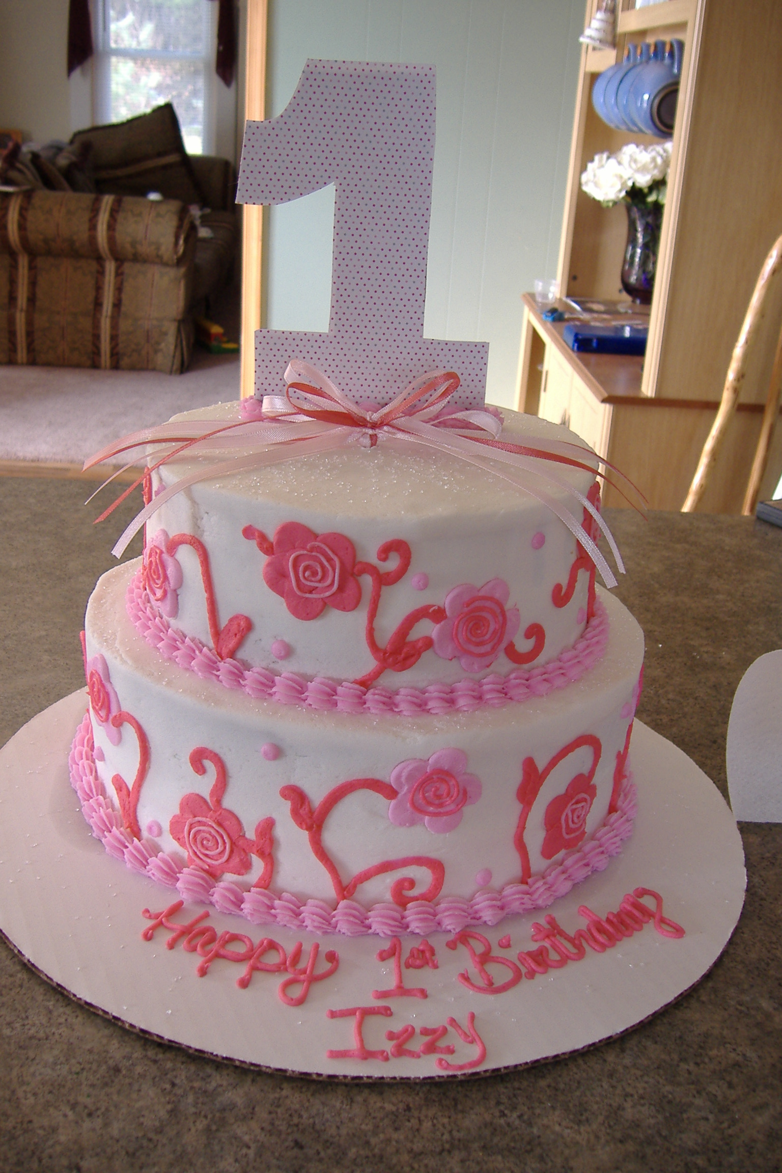 Birthday Cake Designs For Girlfriend : Girl s Birthday Cakes Best Birthday Cakes