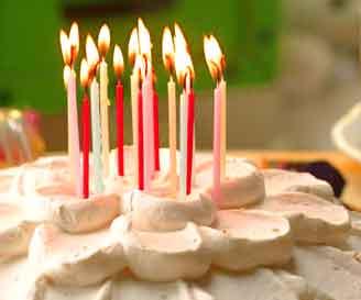 Birthday Cake with Lit CandlesBest Birthday CakesBest Birthday Cakes