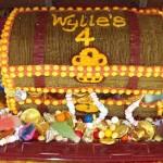 Pirates Birthday Cakes