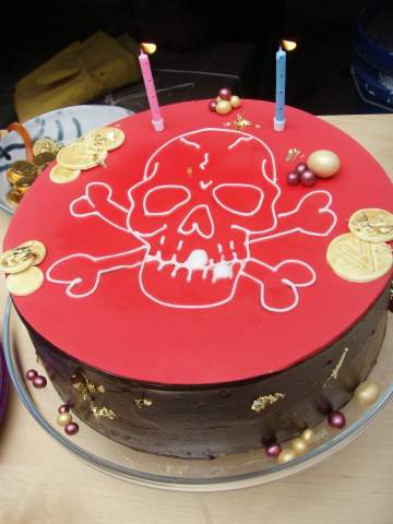 Birthday Cakes on Pirates Birthday Cakes 2012   Best Birthday Cakes