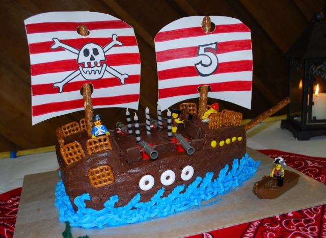 Pirates Birthday Cakes 2012 Best Birthday Cakes