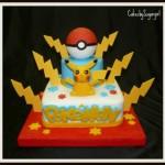 Pokemon Birthday Cakes