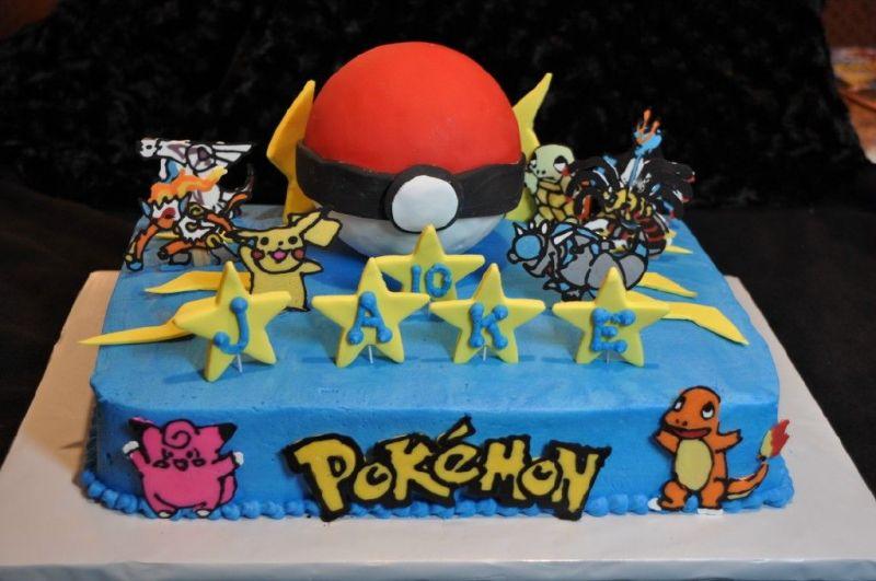 Pokemon Cake Pan Ebay
