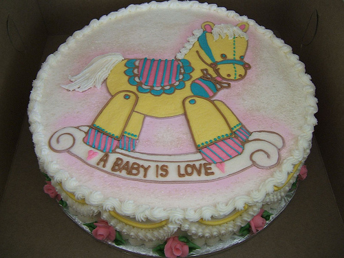 Baby Cakes Ideas
