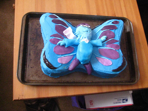 Butterfly Birthday Cake Butterfly Birthday Cakes