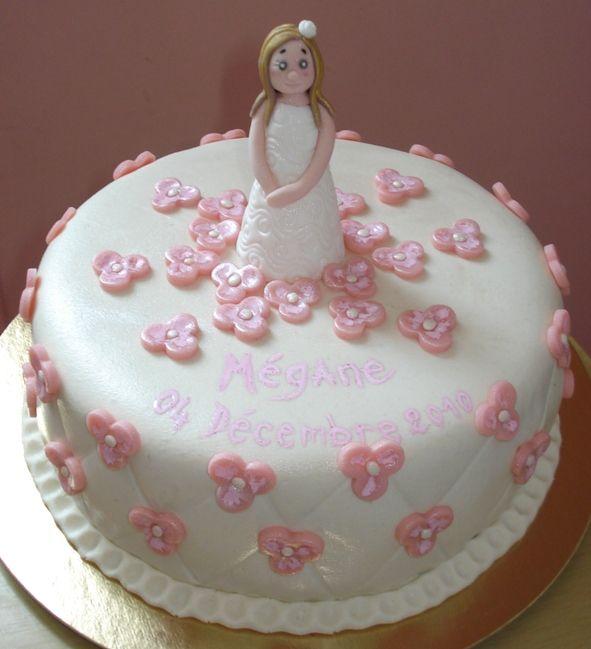 Girl Baptism Cake Ideas 16018 Christening Cake Decorating