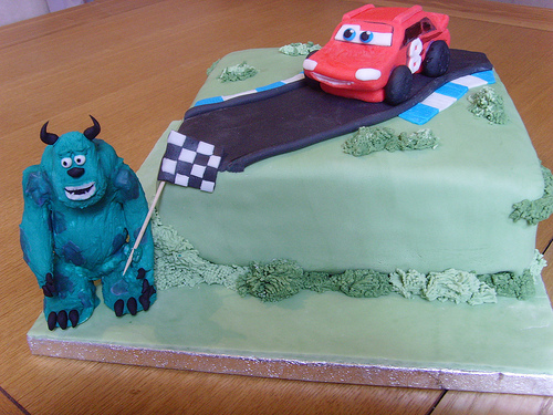 Novelty Birthday Cakes 3