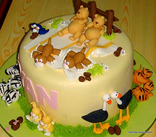 Novelty Birthday Cakes Theme