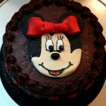 A Delightful Minnie Mouse Birthday Cake