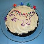 DINO in Cake?