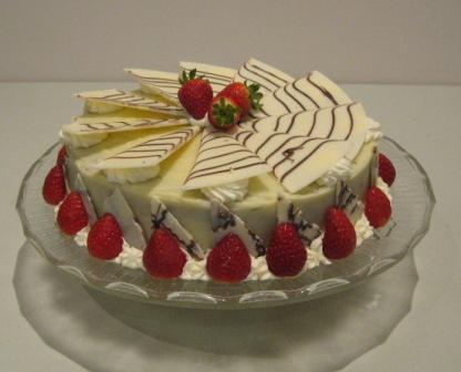 Cool White Chocolate Birthday Cakebest Birthday Cakesbest Birthday Cakes Funny Birthday Cards Online Alyptdamsfinfo