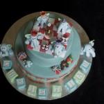 Elephant Birthday Cake