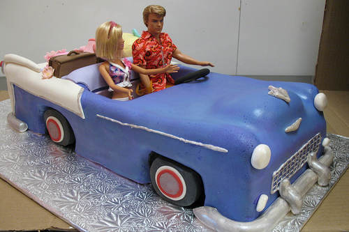 Easy Barbie Birthday Cakes for your Lovely Daughters