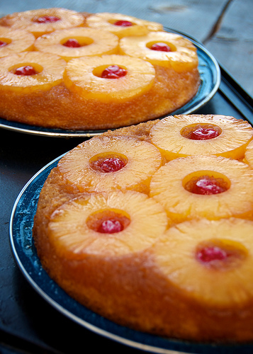 How to prepare a Pineapple Upside Down cake